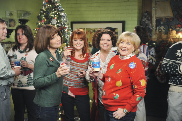 Photo Ginny McMath, Jen Ray, Julie Brown (II), Patricia Heaton