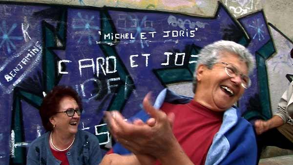 La République Marseille : Photo Denis Gheerbrant