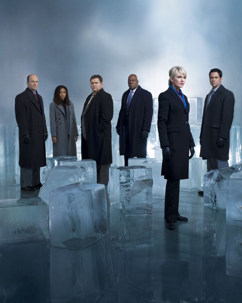 Cold Case : affaires classées : Photo Danny Pino, Jeremy Ratchford, John Finn, Kathryn Morris, Thom Barry