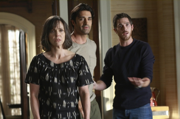 Brothers & Sisters : Photo Dave Annable, Gilles Marini, Sally Field