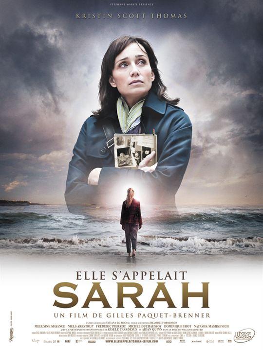 Elle s'appelait Sarah : Affiche