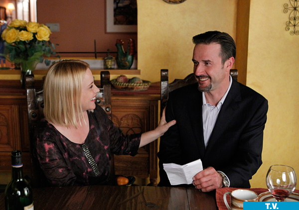 Medium : Photo David Arquette, Patricia Arquette