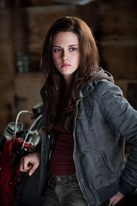 Twilight - Chapitre 3 : hésitation : Photo David Slade, Kristen Stewart