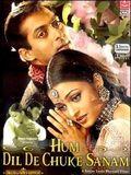 Hum Dil, mon cœur est déjà pris : Affiche
