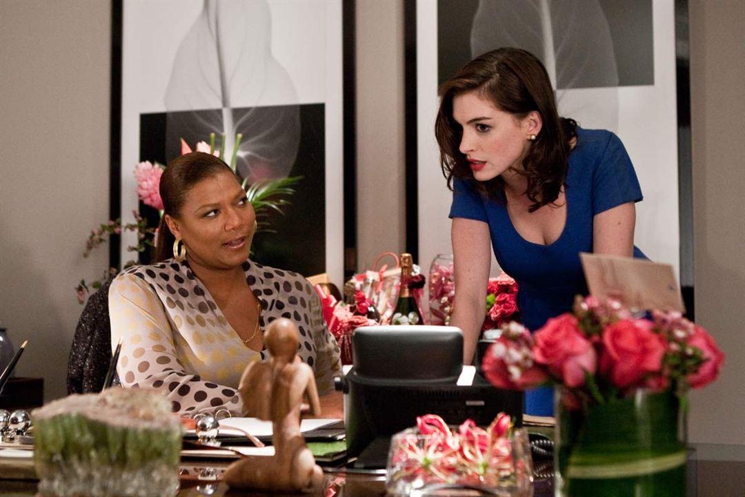 Valentine's Day : Photo Anne Hathaway, Garry Marshall, Queen Latifah