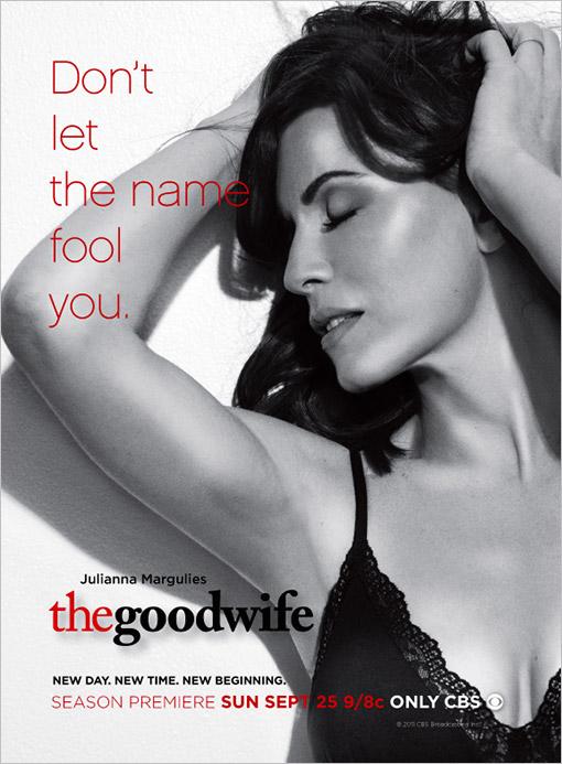 The Good Wife : Photo Julianna Margulies