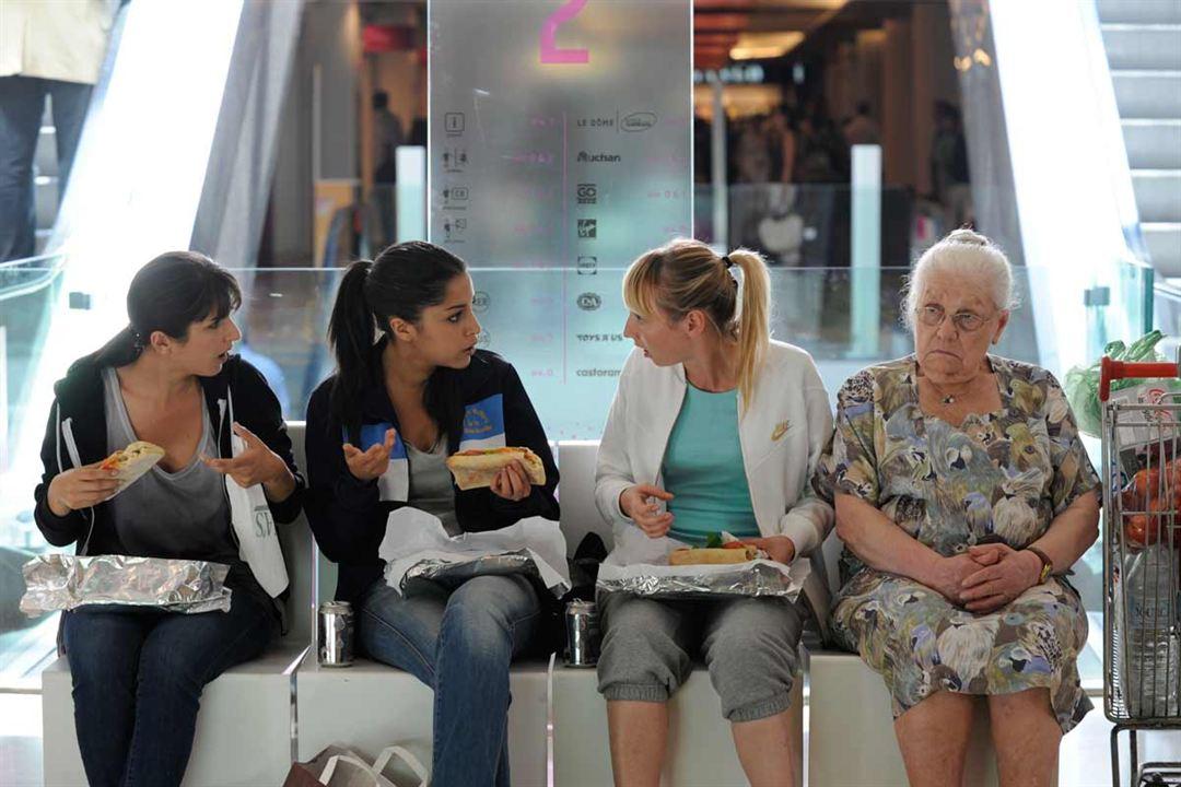 Tout ce qui brille : Photo Audrey Lamy, Géraldine Nakache, Hervé Mimran, Leïla Bekhti