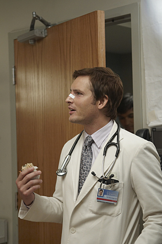 Nurse Jackie : photo Peter Facinelli