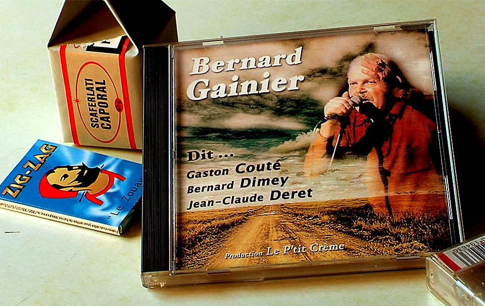Bernard ni dieu ni chaussettes : photo Pascal Boucher