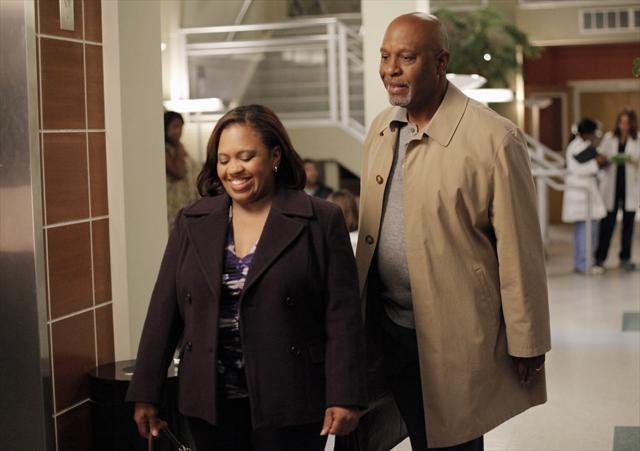 Photo Chandra Wilson, James Pickens Jr.