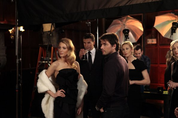 Photo Blake Lively, Kelly Rutherford, Matthew Settle, William Baldwin
