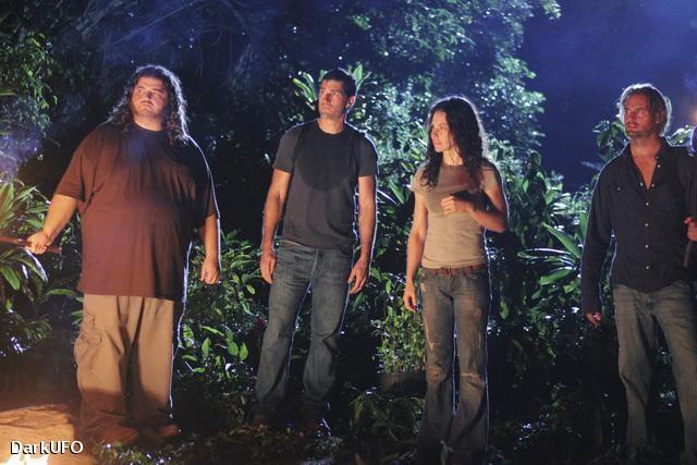 Lost, les disparus : Photo Evangeline Lilly, Jorge García, Josh Holloway, Matthew Fox