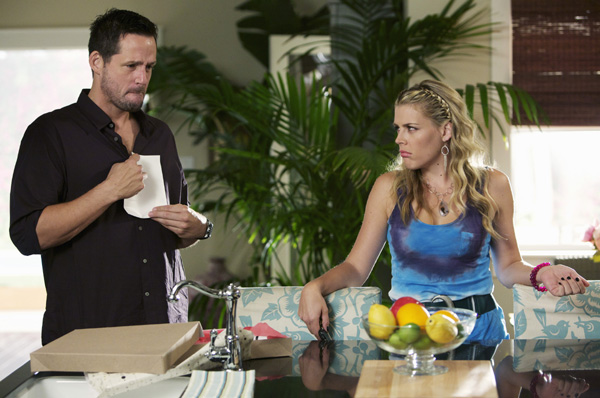 Cougar Town : Photo Busy Philipps, Josh Hopkins
