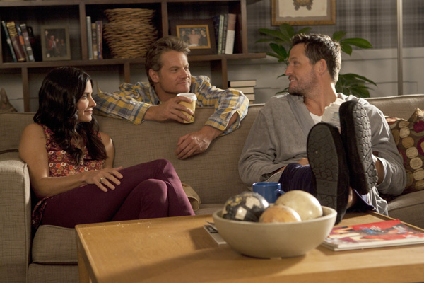 Cougar Town : Photo Brian Van Holt, Courteney Cox