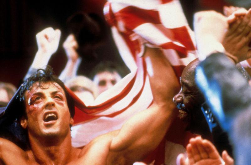 Rocky IV : Photo Sylvester Stallone