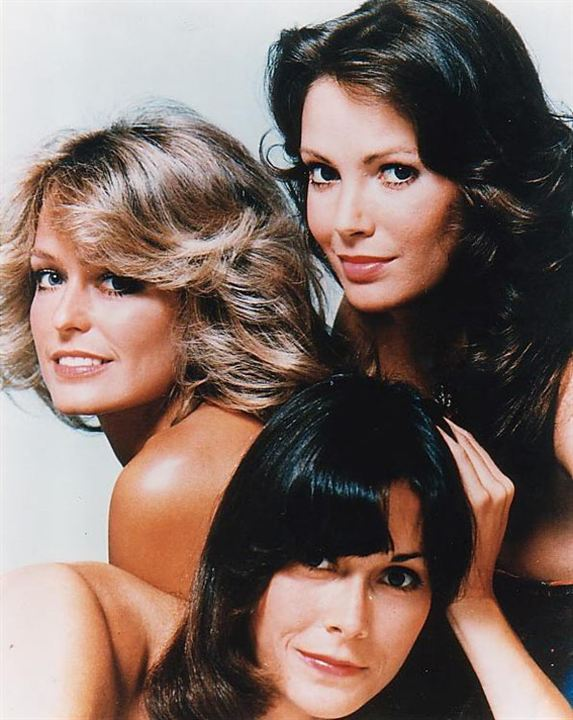 Drôles de dames : Photo Farrah Fawcett, Jaclyn Smith, Kate Jackson