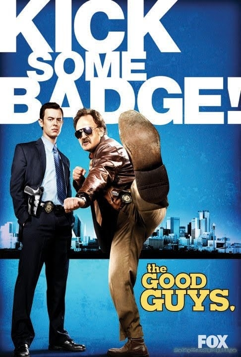 The Good Guys : Photo Bradley Whitford, Colin Hanks