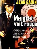 Vignette (Film) - Film - Maigret voit rouge : 26955