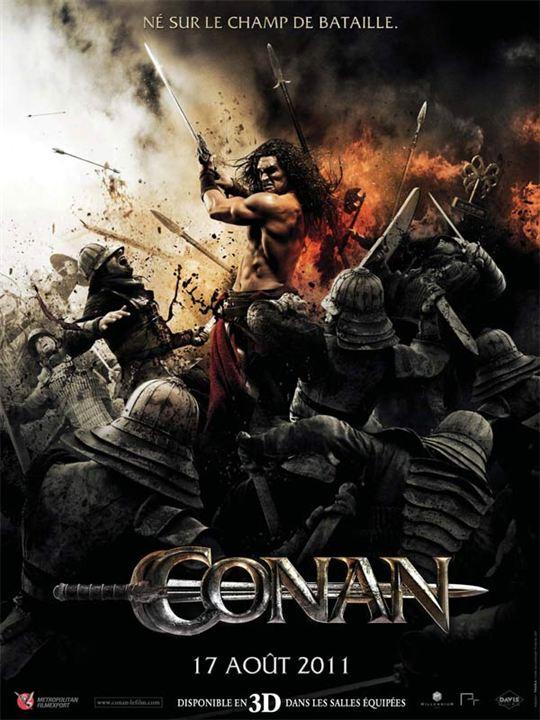 Conan : Affiche