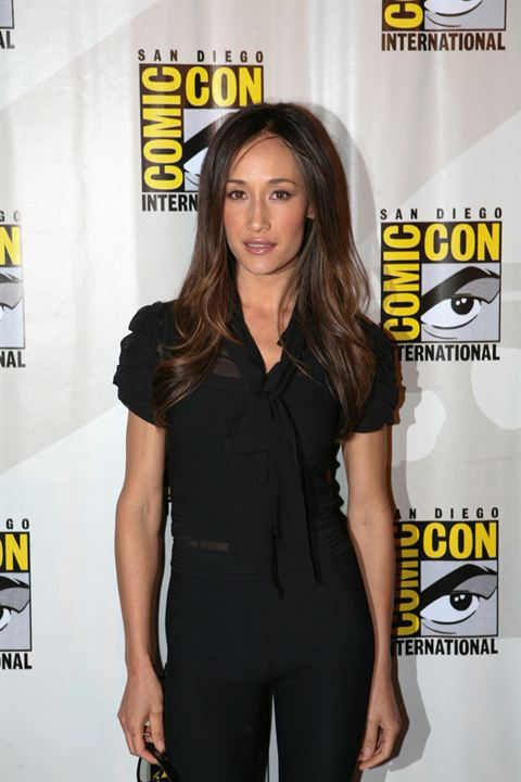 Priest : Photo Maggie Q, Scott Charles Stewart