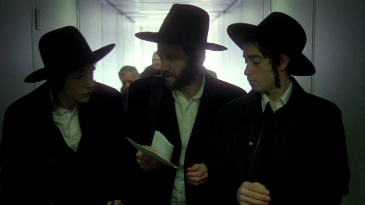 Jewish Connection : Photo Jesse Eisenberg, Kevin Asch