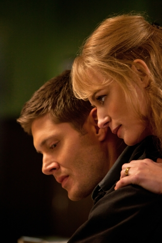 Photo Jensen Ackles, Samantha Smith (III)