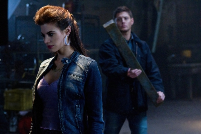 Photo Jensen Ackles, Meghan Ory