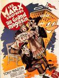 Les Marx au grand magasin : Affiche