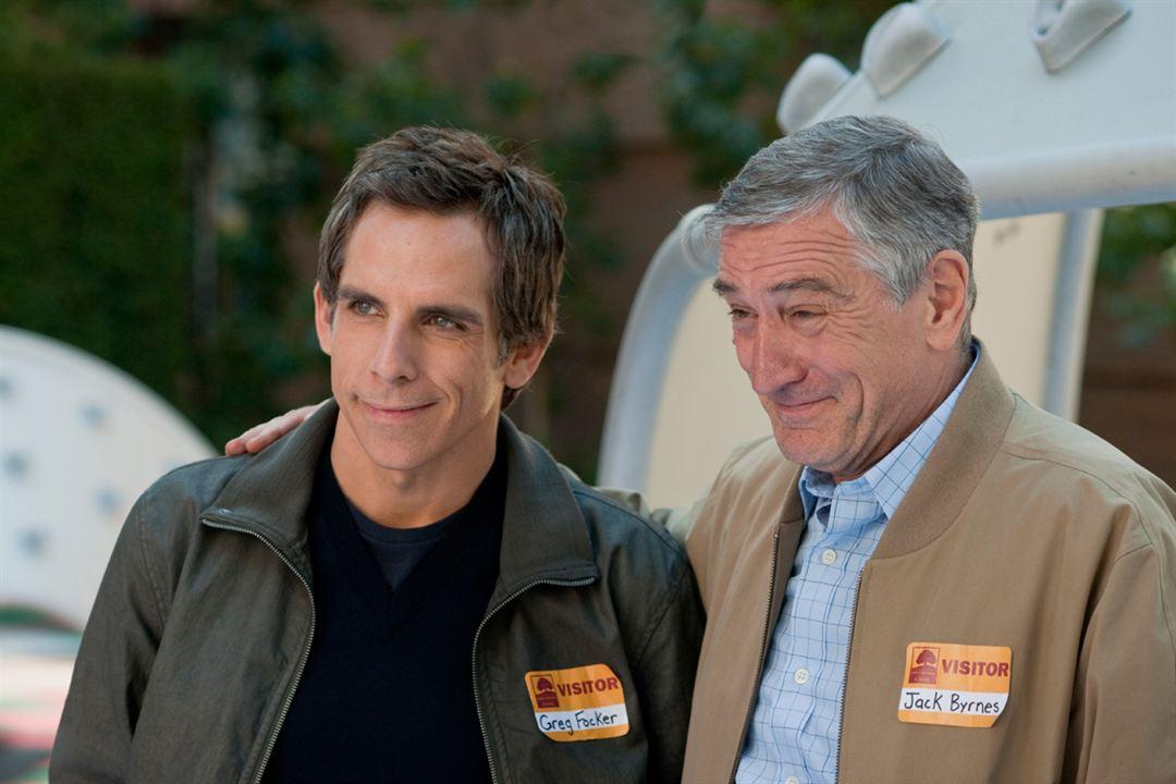Mon beau-père et nous : Photo Ben Stiller, Robert De Niro