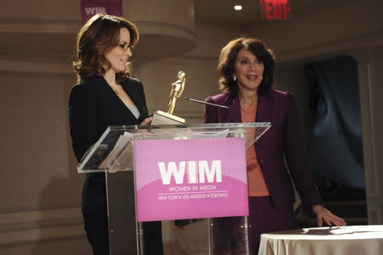 Photo Andrea Martin, Tina Fey