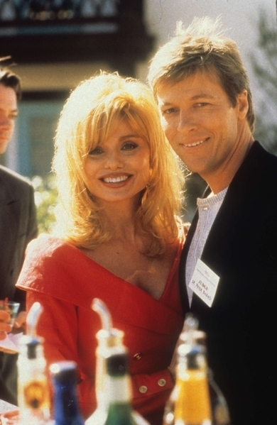 Photo Jack Wagner, Loni Anderson
