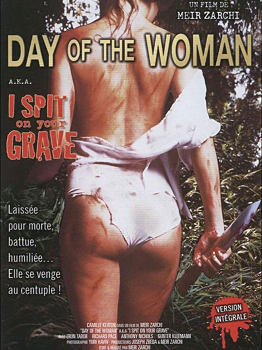 Day of the Woman : Affiche