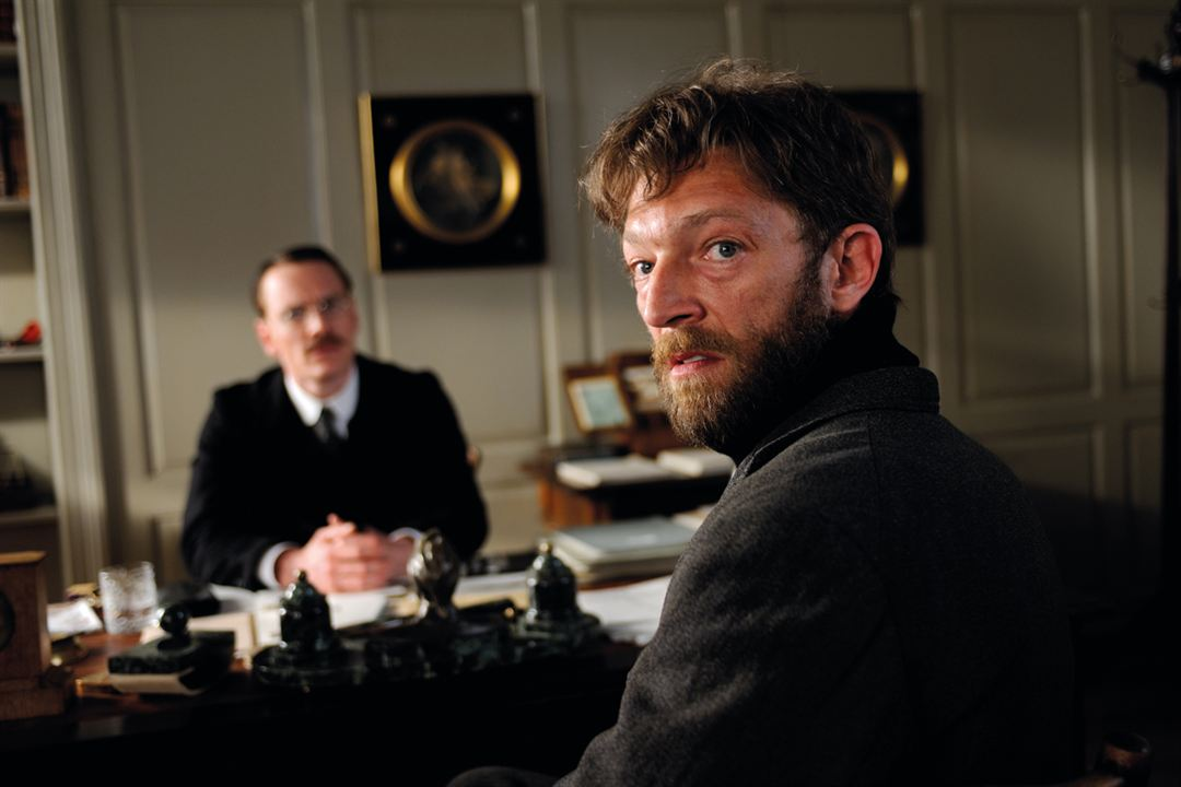A Dangerous Method : Photo Michael Fassbender, Vincent Cassel