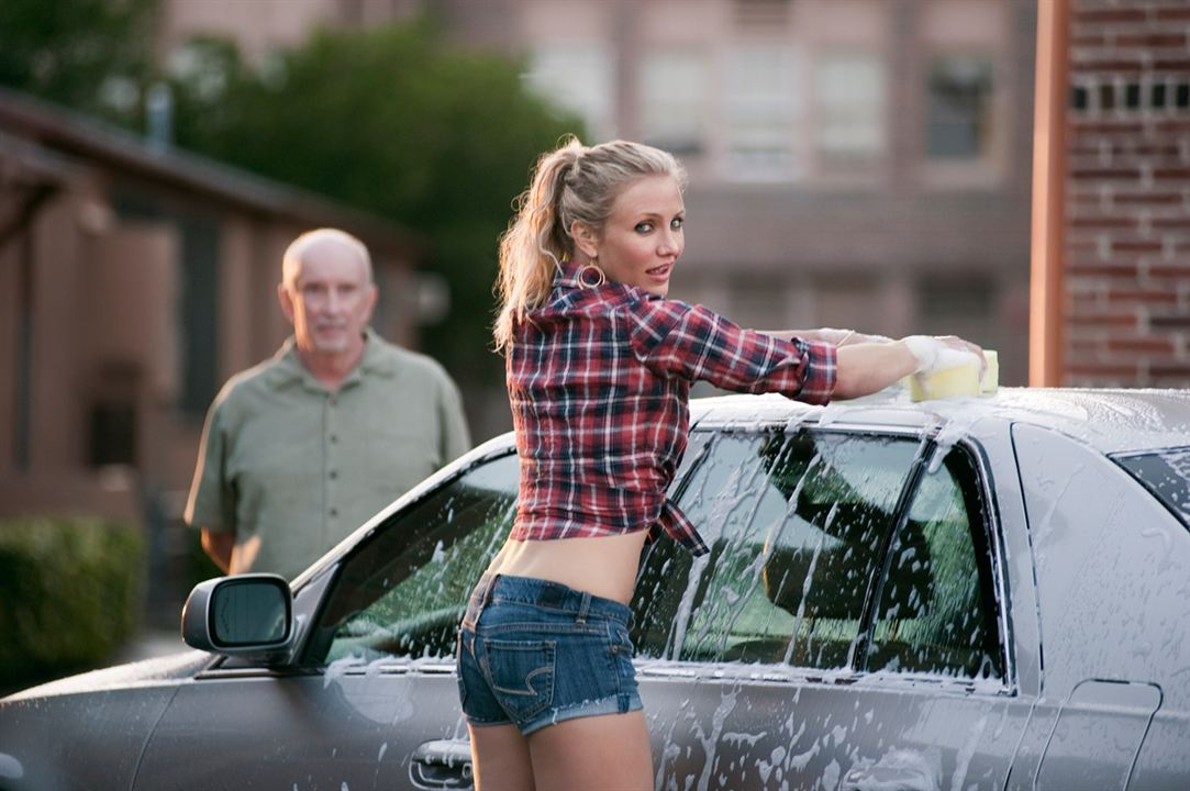 Bad Teacher : Photo Cameron Diaz, Jake Kasdan