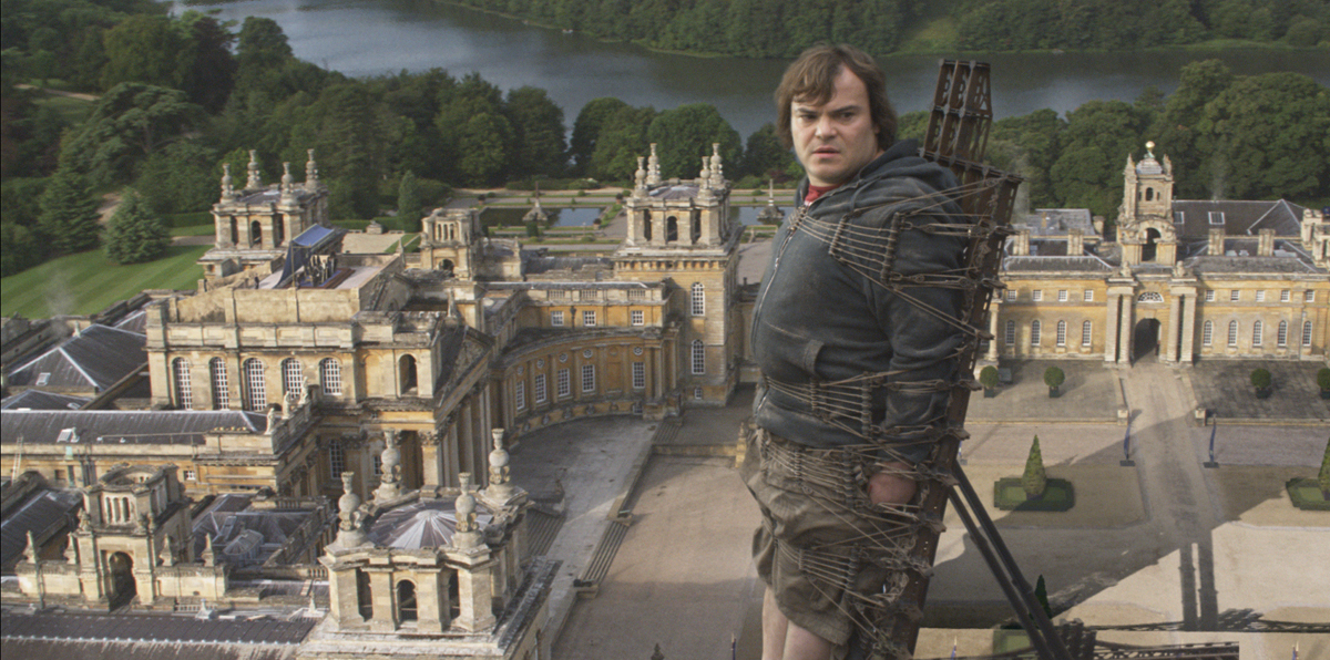 Les Voyages de Gulliver : Photo Jack Black, Rob Letterman