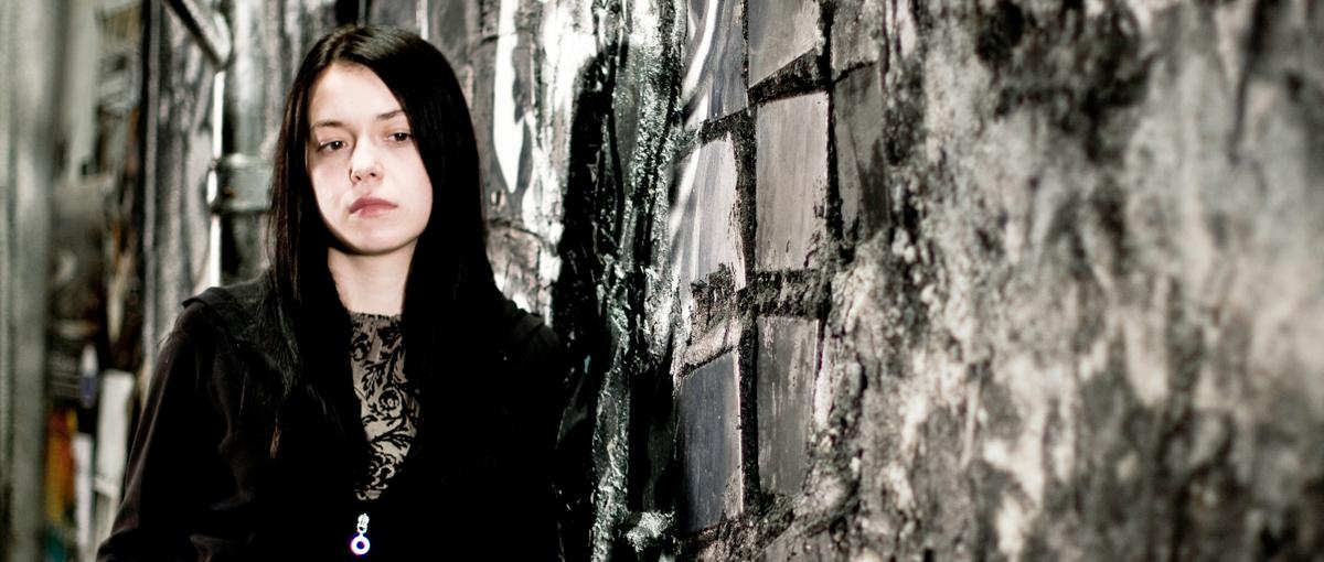 Slovenian Girl : Photo Damjan Kozole, Nina Ivanisin