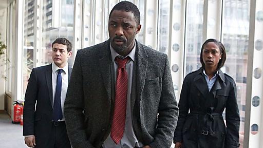 Photo Idris Elba, Nikki Amuka-Bird, Warren Brown
