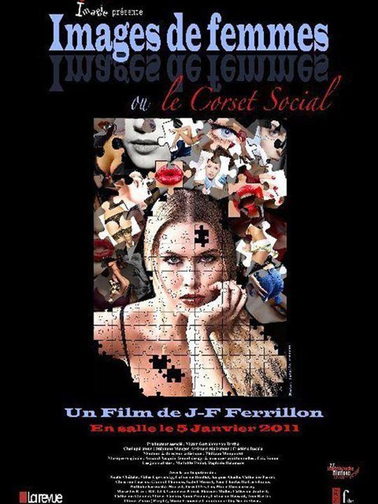 Images de femmes ou le corset social : Affiche