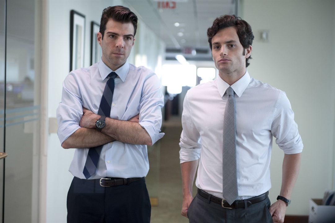 Margin Call : Photo J. C. Chandor