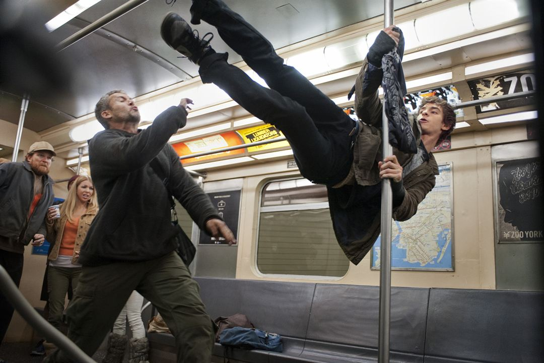 The Amazing Spider-Man : Photo Andrew Garfield, Marc Webb