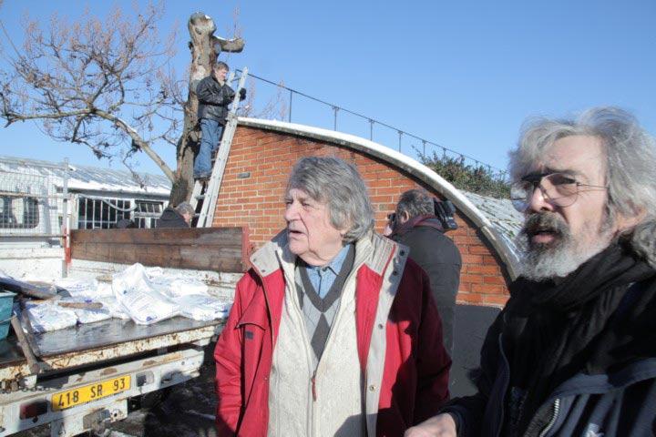 Le Dossier Toroto : Photo Jean-Pierre Mocky