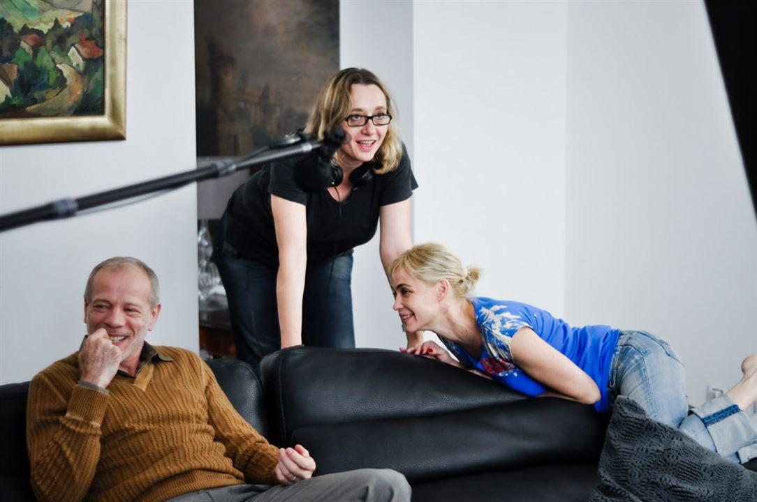 Bye Bye Blondie : Photo Emmanuelle Béart, Pascal Greggory, Virginie Despentes