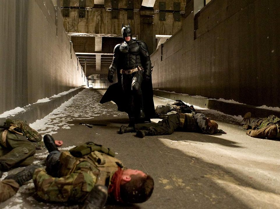 The Dark Knight Rises : Photo