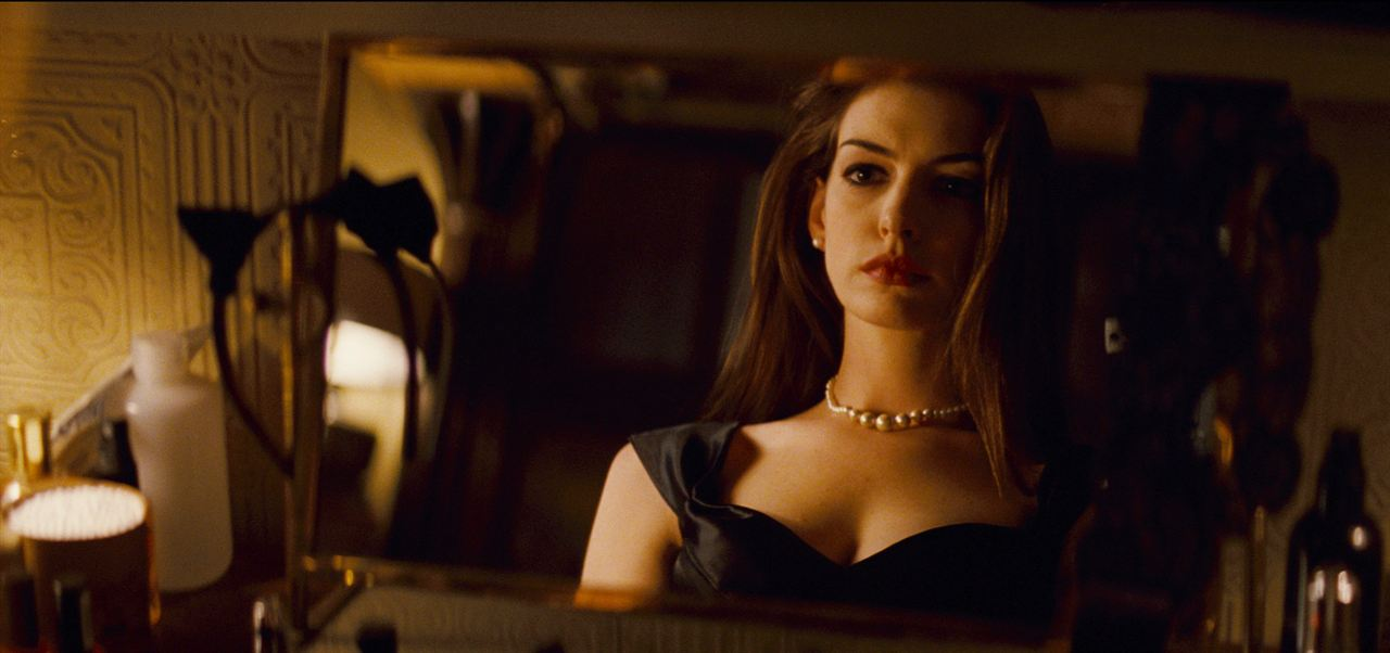 The Dark Knight Rises : Photo Anne Hathaway
