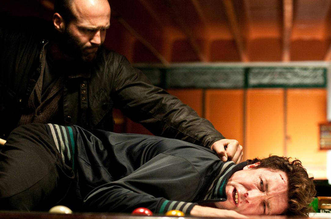 Blitz : Photo Aidan Gillen, Elliott Lester, Jason Statham