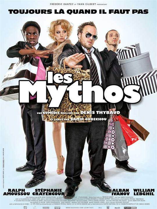 Les Mythos : Affiche