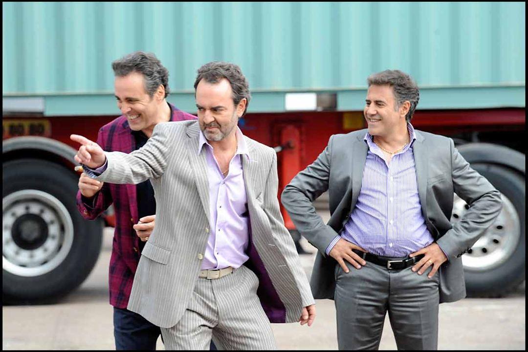 La Vérité si je mens ! 3 : Photo Bruno Solo, Gilbert Melki, José Garcia, Thomas Gilou