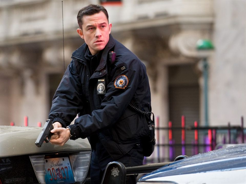 The Dark Knight Rises : Photo Joseph Gordon-Levitt