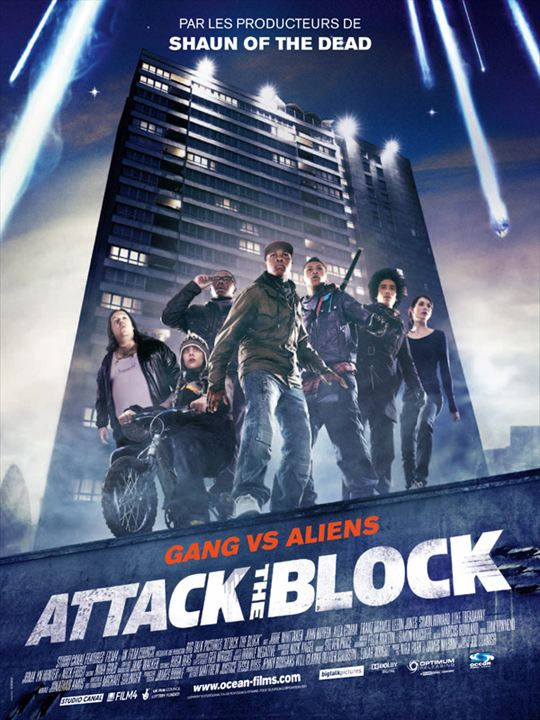 Attack The Block : Affiche