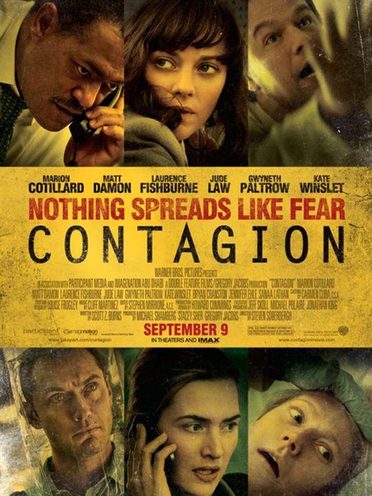 Contagion : Affiche